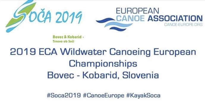 Mistrovství Evropy ve sjezdu na divoké vodě ve Slovinsku